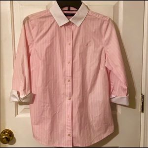 Nautica dress shirt 🔥MOVING SALE🔥